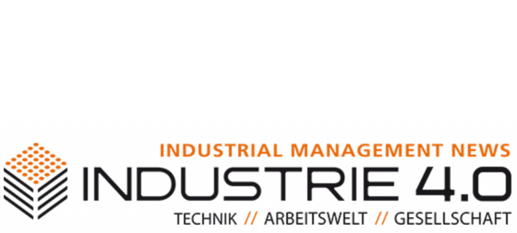 """Rahman Jamal speaks about Cogito Instruments in the """"INDUSTRIE 4.0"""" magazine"""